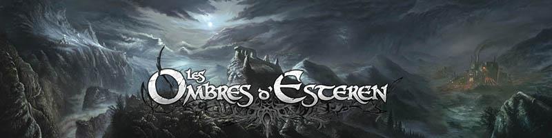 Les Ombres d'Esteren, Livre 1: Univers